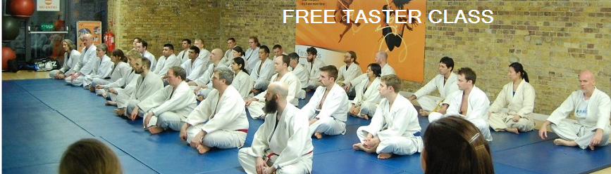 Come and try a free martial art taster lesson